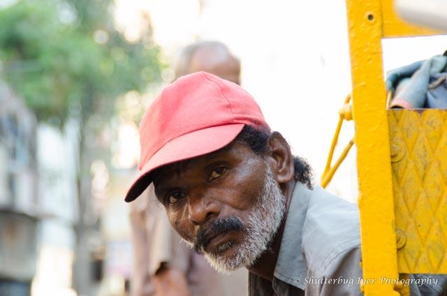 Rickshawman of Seven Wells