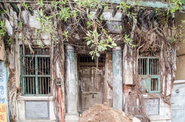 Madras Labour Union office